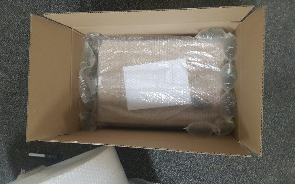 Wysyłka: pakowanie laptopów